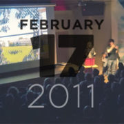 February 2011 at SPACE Gallery